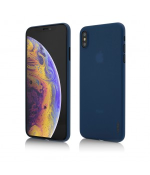 iPhone XS Max | Clip-On | Ultra Thin Air Series | Blue