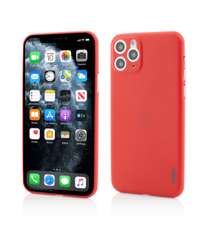 iPhone 11 Pro, Clip-On, Ultra Thin Air Series, Red